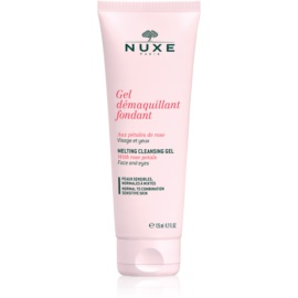 Nuxe Cleansers and Make-up Removers gel limpiador para pieles normales y mixtas  125 ml
