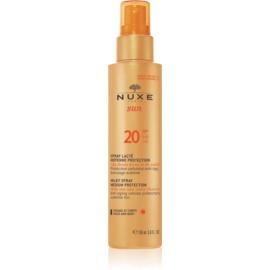 Nuxe Sun spray solar SPF 20  150 ml
