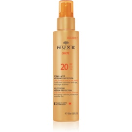 Nuxe Sun spray do opalania SPF 20  150 ml