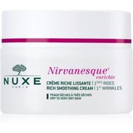 Nuxe Nirvanesque verfeinernde Crem für trockene bis sehr trockene Haut  50 ml
