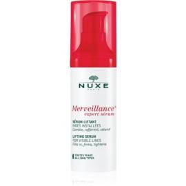 Nuxe Merveillance liftingové sérum pro všechny typy pleti  30 ml