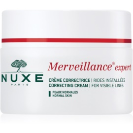 Nuxe Merveillance krém proti vráskám pro normální pleť  50 ml