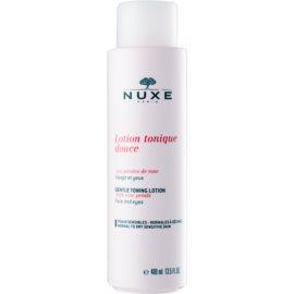 Nuxe Cleansers and Make-up Removers čisticí tonikum pro normální až suchou pleť  400 ml