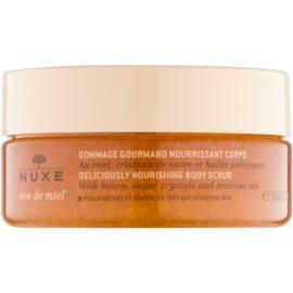 Nuxe Rêve de Miel esfoliante corporal nutritivo  175 ml