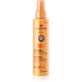 Nuxe Sun spray solar corp si fata SPF 50  150 ml