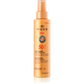 Nuxe Sun Sun Spray for Body and Face  150 ml