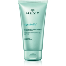 Nuxe Aquabella gel limpiador micro-exfoliante para uso diario  150 ml