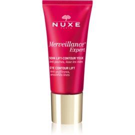 Nuxe Merveillance Expert crema con efecto lifting para contorno de ojos  15 ml