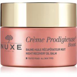 Nuxe Crème Prodigieuse Boost bálsamo de noche reparador  con efecto regenerador  50 ml