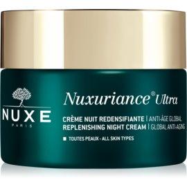Nuxe Nuxuriance Ultra nočna krema za polnjenje gub  50 ml