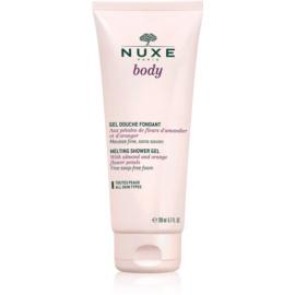 Nuxe Body gel za prhanje za vse tipe kože  200 ml