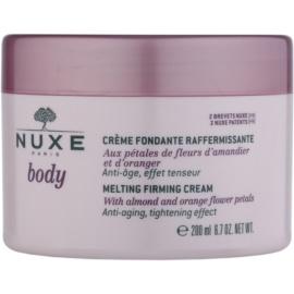 Nuxe Body feszesítő testkrém a bőr öregedése ellen  200 ml