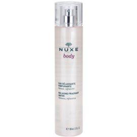 Nuxe Body relaksująca woda perfumowana  100 ml