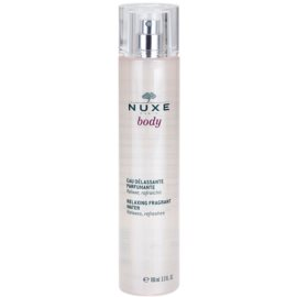 Nuxe Body entspannendes Duftwasser  100 ml