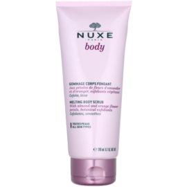 Nuxe Body peeling pod prysznic do wszystkich rodzajów skóry  200 ml