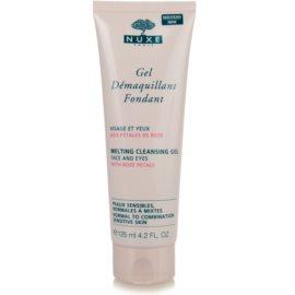 Nuxe Cleansers and Make-up Removers čistilni gel za normalno do mešano kožo  125 ml