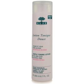 Nuxe Cleansers and Make-up Removers čisticí tonikum pro normální až suchou pleť  200 ml