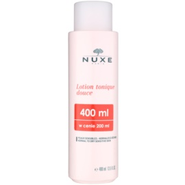 Nuxe Cleansers and Make-up Removers почистващ тоник за нормална към суха кожа  400 мл.