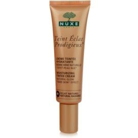 Nuxe Maquillage Prodigieux tónovací hydratační krém odstín 01 Natural Radiance  30 ml
