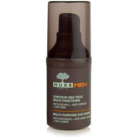 Nuxe Men przeciwzmarszczkowy krem pod oczy  przeciw obrzękom i cieniom  15 ml