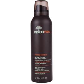 Nuxe Men żel do golenia przeciw podrażnieniom i swędzeniu skóry  150 ml