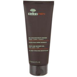 Nuxe Men sprchový gel pro všechny typy pokožky  200 ml