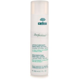 Nuxe Aroma-Perfection tónico facial para pieles mixtas y grasas  200 ml