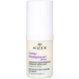 Nuxe Creme Prodigieuse creme de olhos nutritivo e hidratante  15 ml