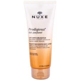 Nuxe Prodigieux тоалетно мляко за тяло за жени 200 мл.
