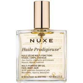 Nuxe Huile Prodigieuse Многофункционално сухо масло за лице, тяло и коса  100 мл.