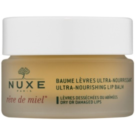 Nuxe Reve de Miel výživný balzám na rty  15 g