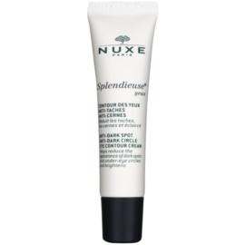 Nuxe Splendieuse Augencreme gegen Pigmentflecken und Augenringe  15 ml