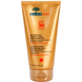 Nuxe Sun Sun Lotion for Face and Body SPF 30  150 ml