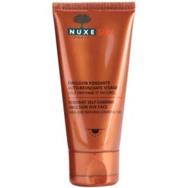 Nuxe Sun samoporjavitvena emulzija za obraz  50 ml