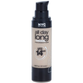 NYC Smooth Skin All Day Long tekutý make-up odstín 737 Classic Ivory 27,3 ml