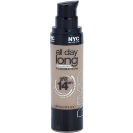 NYC Smooth Skin All Day Long Vloeibare Foundation  Tint  745 Soft Honey 27,3 ml