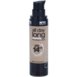 NYC Smooth Skin All Day Long tekutý make-up odstín 745 Soft Honey 27,3 ml