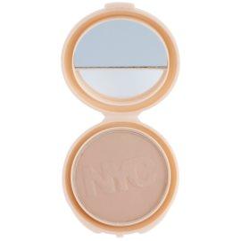 NYC Smooth Skin BB Radiance pudr pro rozjasnění pleti odstín 001 Naturally Beige 9,4 g