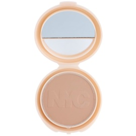 NYC Smooth Skin BB Radiance pó para pele radiante tom 002 Warm Beige 9,4 g