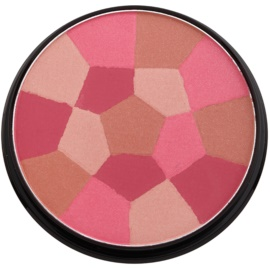 NYC Color Whee pó mosaico tom 723 Pink Cheek 9 g