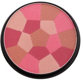 NYC Color Whee mozaikový pudr odstín 723 Pink Cheek 9 g
