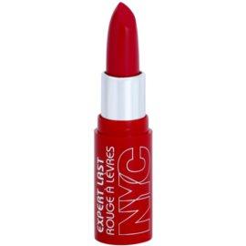 NYC Expert Last Satin Matte barra de labios matificante tono 451 Velvety Fuchsia 3,2 g