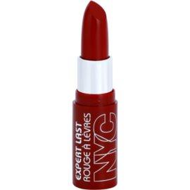 NYC Expert Last Satin Matte barra de labios matificante tono 452 Red Suede 3,2 g