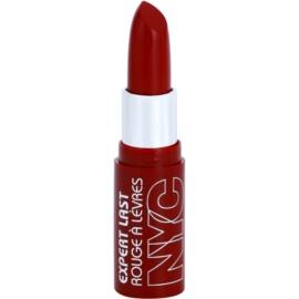 NYC Expert Last Satin Matte Matterende Lippenstift  Tint  452 Red Suede 3,2 gr
