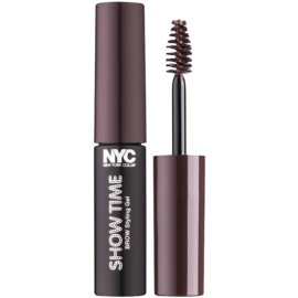 NYC Show Time gel pentru sprancene culoare 002 Medium/Deep  5 ml