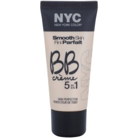 NYC Smooth Skin BB krém 5 v 1 odstín 01 Light 30 ml