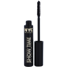 NYC Show Time Volumizing Mascara Volumizing Mascara Shade 848 Carbon 8 ml
