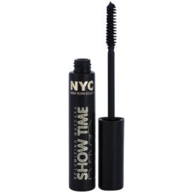 NYC Show Time Volumizing Mascara Mascara For Volume Color 848 Carbon 8 ml