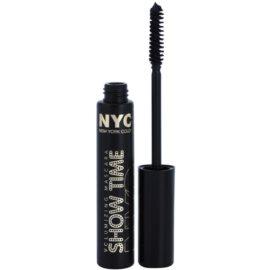 NYC Show Time Volumizing Mascara řasenka pro objem odstín 848 Carbon 8 ml