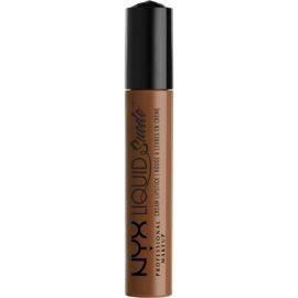 NYX Professional Makeup Liquid Suede™ Cream tekoča vodoodporna šminka z mat učinkom odtenek 22 Downtown Beauty 4 ml